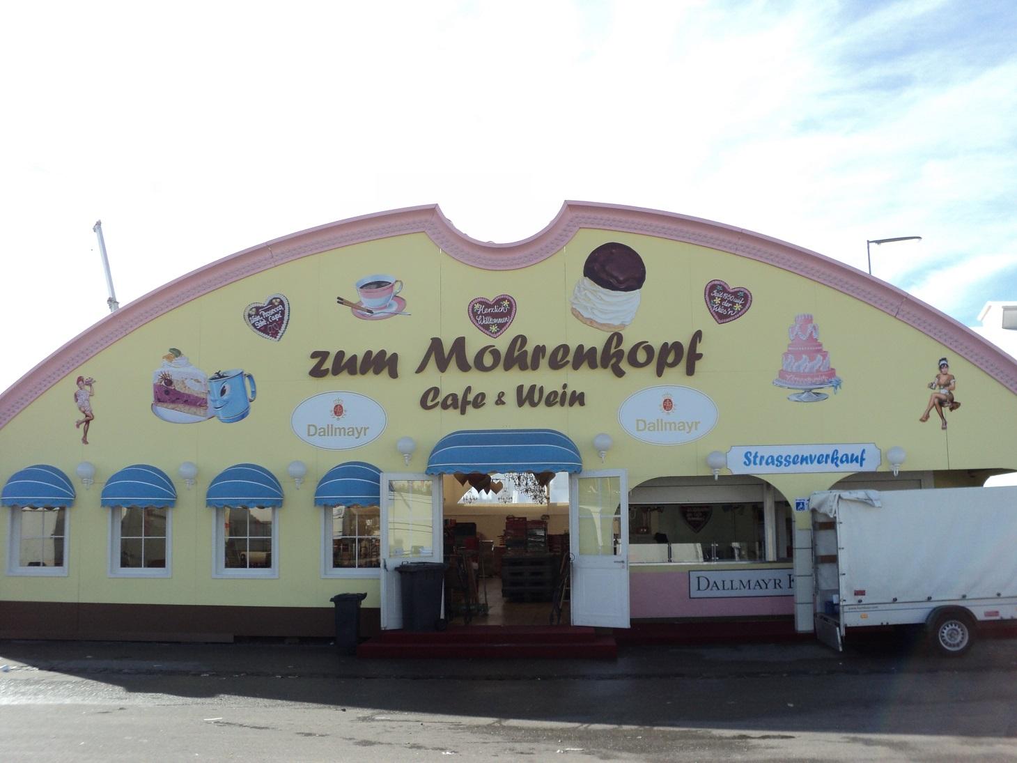 Café Mohrenkopf 2015